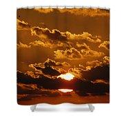 Sunset 5 Shower Curtain