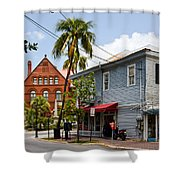 Sunset And Whitehead Shower Curtain