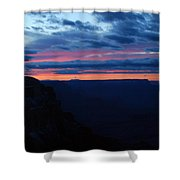 Sunset At The Grand Canyon Shower Curtain