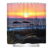 Sunset Beauty Shower Curtain
