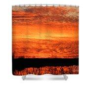 Sunset Detail  Shower Curtain