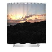 Sunset Dream Shower Curtain