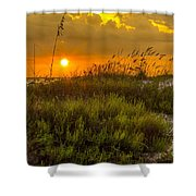 Sunset Dunes Shower Curtain by Marvin Spates