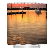 Sunset Excursion Shower Curtain