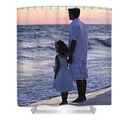 Sunset Kids Shower Curtain
