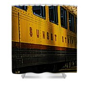 Sunset Strip Shower Curtain