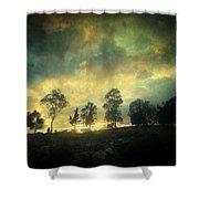 Sunset Trip Shower Curtain
