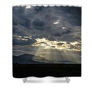 Sunshines Shower Curtain