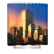 Sunswept Shower Curtain