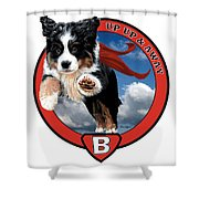 Super Berner Shower Curtain