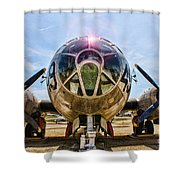 Super Fortress Shower Curtain