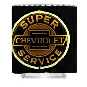 Super Service Shower Curtain