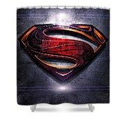 Superman Series 05 Shower Curtain