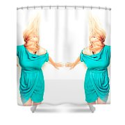 Superstar Me Shower Curtain