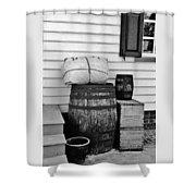 Supplies Shower Curtain