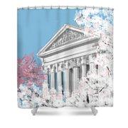 Supreme Court Washington Dc Shower Curtain