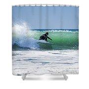 Surf Series 18 Shower Curtain