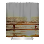 Surf Up Shower Curtain