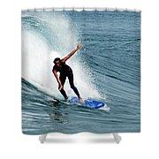 Surfer 1 Shower Curtain