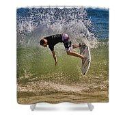 Surfer 9222013 Shower Curtain