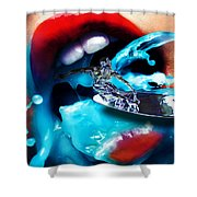 Surlips Shower Curtain