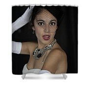 Surprise Shower Curtain