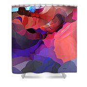 Surreal 080614 Shower Curtain