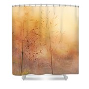 Surreal Grass Shower Curtain