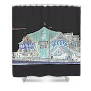 Surreal Hatfields And Mccoys  Shower Curtain