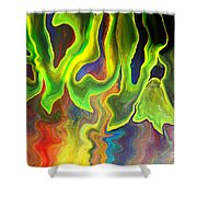 Surreal Impulse.. Shower Curtain