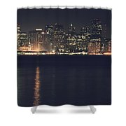 Surrender All Your Dreams To Me Tonight Shower Curtain by Laurie Search