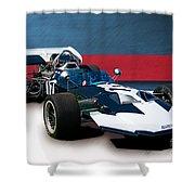 Surtees Ts8 F5000 Shower Curtain