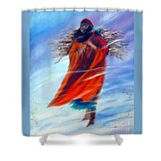 Surviving Another Day Shower Curtain