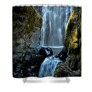 Susan Creek Falls Series 12 Shower Curtain