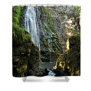 Susan Creek Falls Series 3 Shower Curtain