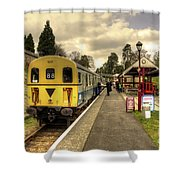 Sussex Thumper  Shower Curtain
