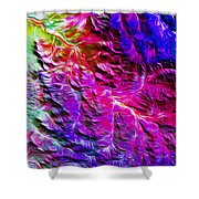 Sutherland South Africa Shower Curtain