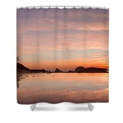 Sutro Baths Shower Curtain