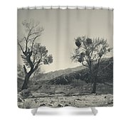Suvival Can Be Tough Shower Curtain