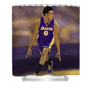 Swaggy 3 Shower Curtain