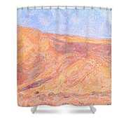 Swapokmund Dunes Shower Curtain