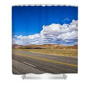 Sweeping Countryside Shower Curtain