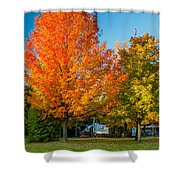 Sweet Autumn Shower Curtain