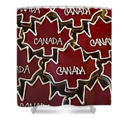 Sweet Canada... Shower Curtain