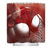 Sweet Darling Shower Curtain
