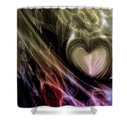 Sweet Dreaming Shower Curtain