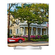 Sweet Home New Orleans 3 Shower Curtain