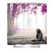 Sweet Imagination  Shower Curtain