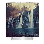Sweet Memories Shower Curtain by Laurie Search