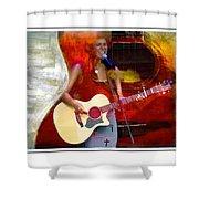 Sweet Music Shower Curtain